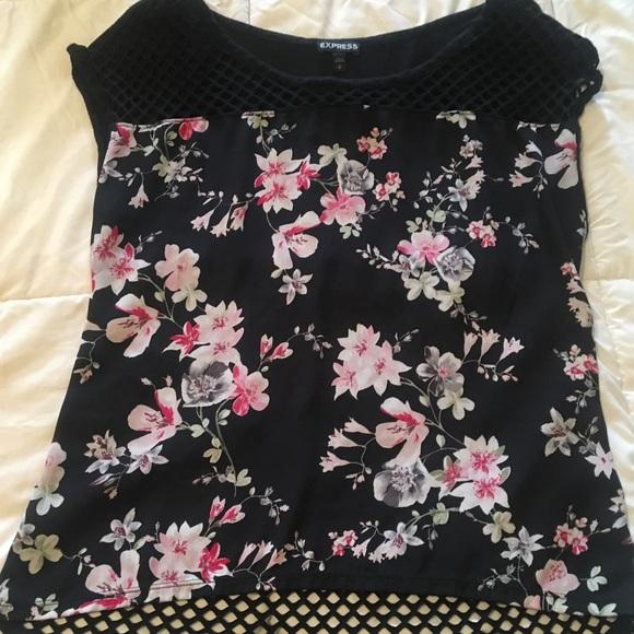 Express Tops - Super cute Express blouse